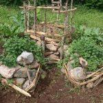 Umweltschutz durch Keyholegärten