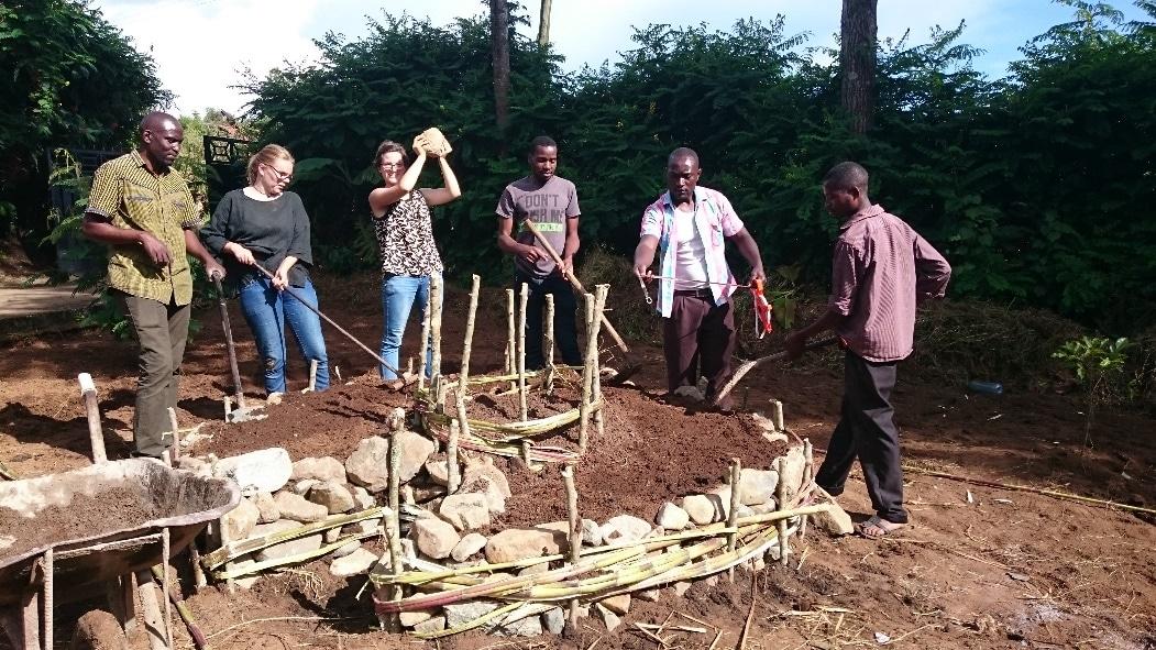 Gartenbau Uganda