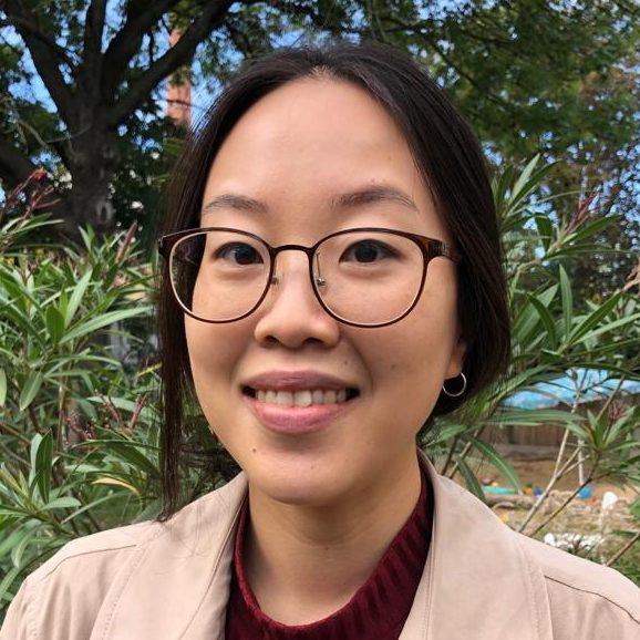 Schatzmeisterin Hye-Seon