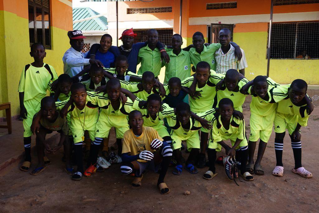 EWA Fußballteam