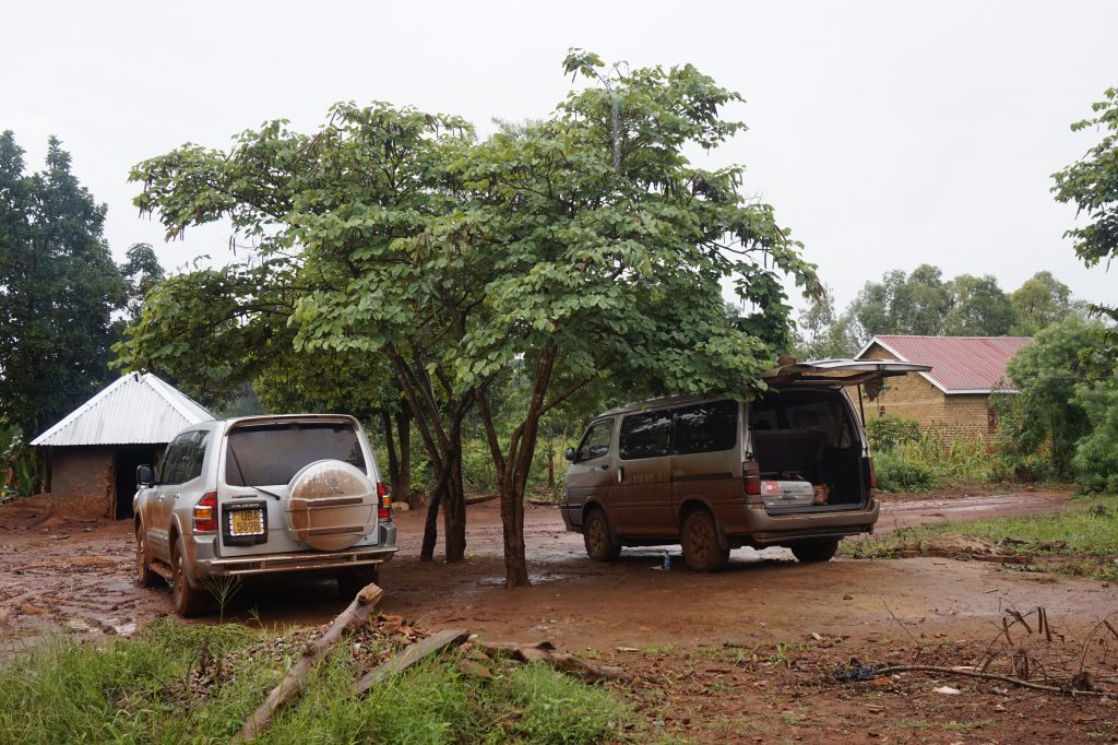 Field trip zu den Goldminenarbeiter:innen in Busia