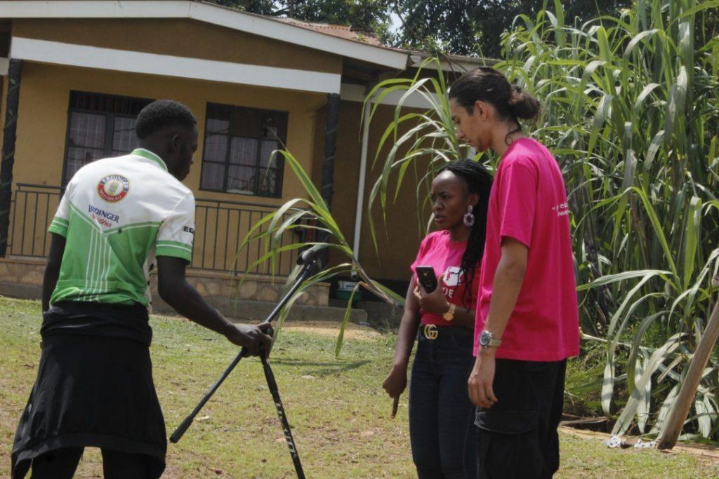 Eine Veranstaltung von Twekembe für die Rechte von Mädchen und zur Prävention früher Ehen und Schwangerschaften