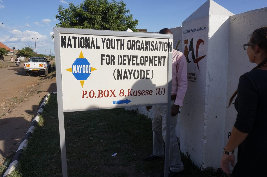 Die National Youth Organisation for Development in Kasese