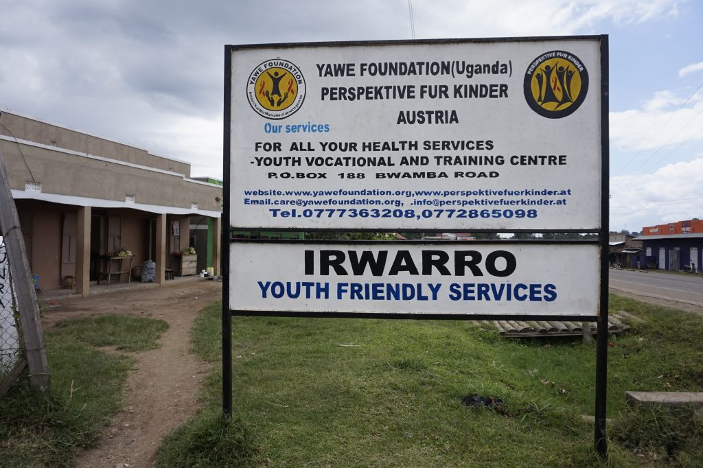 Youth and Women Empowerment Foundation in Fort Portal