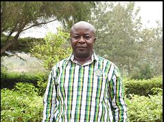 JESE-Organizational team leader_Patrick Joseph Baguma