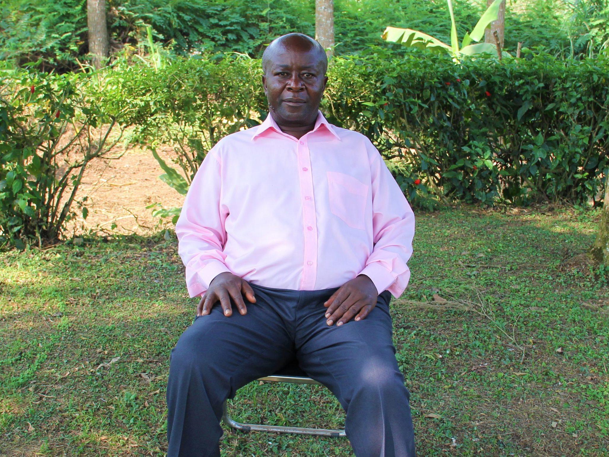Rugumayo Godfrey Mulinda JESE Project manager WASH and volunteer manager