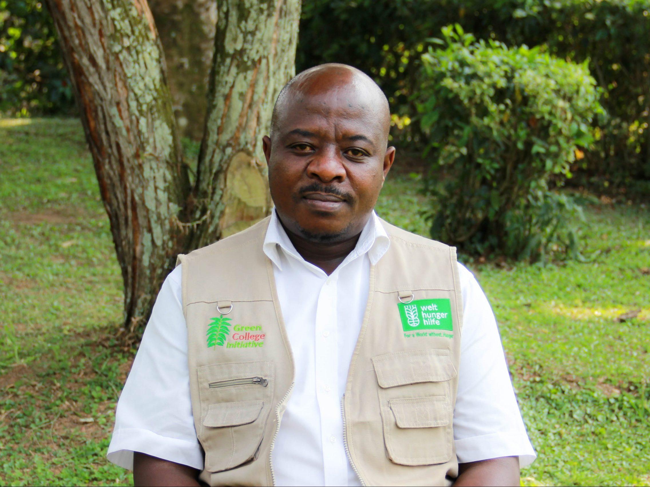 Patrick Baguma CEO JESE